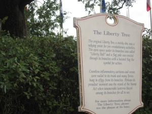 Liberty Tree Plaque2